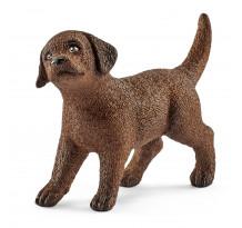 Figurina Schleich 13835, Catelus Labrador Retriever