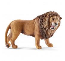 Figurina Schleich 14726, Leu care rage