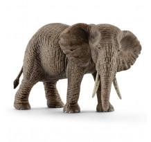 Figurina Schleich 14761, Elefant african, femela