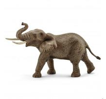 Figurina Schleich 14762, Elefant african, mascul