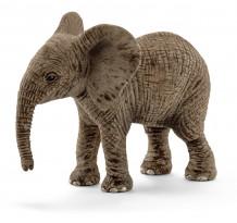 Figurina Schleich 14763, Elefant african, pui