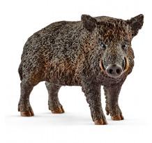 Figurina Schleich 14783, Wild life, Porc mistret