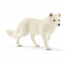 Figurina Schleich 14805, Vulpe Polara
