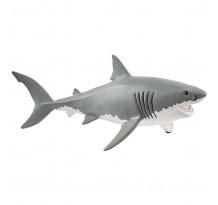 Figurina Schleich 14809, Marele rechin alb