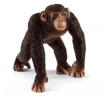 Figurina Schleich 14817, Chimpanzeu mascul