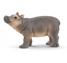 Figurina Schleich 14831, Hipopotam Pui