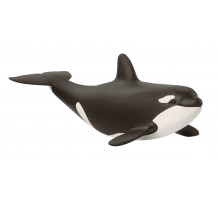 Figurina Schleich 14836, Orca pui