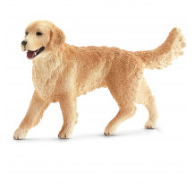 Figurina Schleich 16395, Golden Retriever, femela