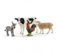 Figurina Schleich 42385, Set starter lumea fermei