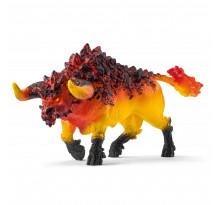 Figurina Schleich 42493, Taur de foc