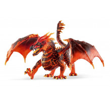 Figurina Schleich 70138, Dragon din Lava