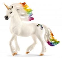 Figurina Schleich 70523, Armasar unicorn curcubeu, cu strasuri
