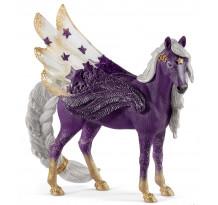 Figurina Schleich 70579, Pegasus cu stea in frunte