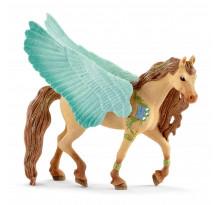 Figurina Schleich bayala 70574, Pegasus impodobit