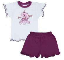Pijama de vara pentru bebelusi, Good Night