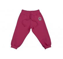 Pantaloni jogging copii DAN roz fucsia
