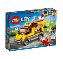LEGO City, Furgoneta de pizza 60150