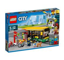 LEGO City, Statie de autobuz 60154