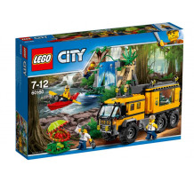 LEGO City, Laboratorul mobil din junglă 60160