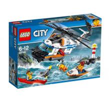 LEGO City, Elicopter de salvare pentru condiții grele 60166