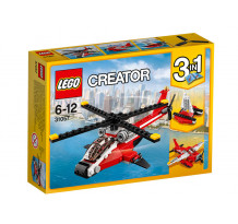 LEGO Creator,  Elicopter de lupta 31057