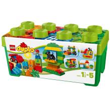LEGO DUPLO, Cutie completa pentru distractie 10572
