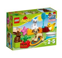 LEGO DUPLO, Animalutele familiei 10838