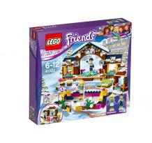 LEGO Friends, Patinoarul statiunii de iarna 41322
