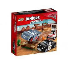 LEGO Juniors, Antrenamentul de viteza al lui Willy 10742