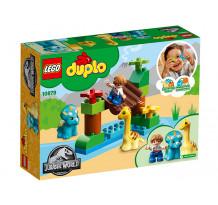 LEGO DUPLO, Gradina Zoo a uriasilor blanzi, 10879