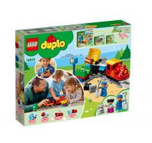 LEGO DUPLO, Tren cu aburi, 10874