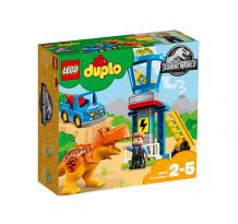 LEGO DUPLO, Turnul T. Rex, 10880
