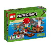 LEGO Minecraft, Insula Ciupercilor, 21129