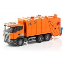 Masina de gunoi Scania, Bruder