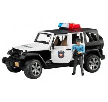 Masina de politie Bruder, Jeep Wrangler Unlimited