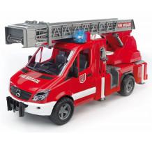Masina de pompieri Mercedes Benz Sprinter, Bruder 02532
