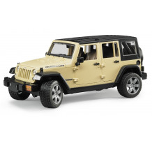 Jeep Wrangler Unlimited Rubicon, Bruder
