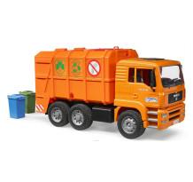 Masina de gunoi MAN TGA, Bruder 02760