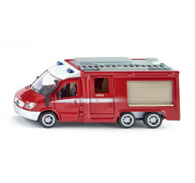 Masina de pompieri Mercedes Benz Sprinter 6x6, Siku 1:50