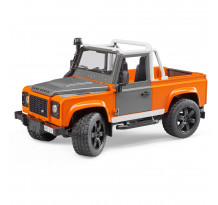 Land Rover Defender Pick Up Bruder 02591