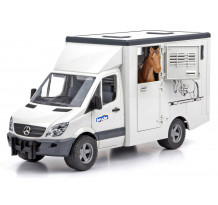 Mercedes-Benz Sprinter transport cai, Bruder