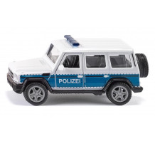 Mercedes Benz G Politie, Siku 2308, scara 1:50