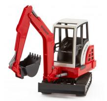 Mini excavator Schaeff HR 16, Bruder