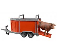 Remorca transport bovine, Bruder