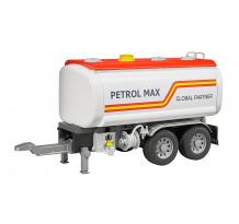 Remorca cisterna pentru camioane Bruder