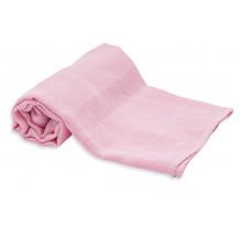 Set scutece din material textil, roz, 70x70 cm, 3 buc