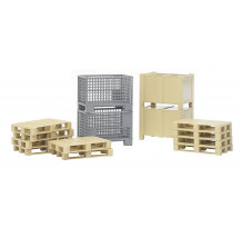 Set logistica, Bruder 02415