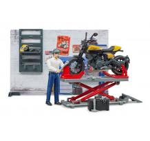Set atelier de service motociclete Ducati, Bruder