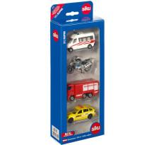 Set de vehicule de salvare, Siku 6311
