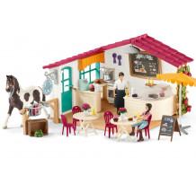 Set figurine Cafeneaua Calaretilor, Schleich 42519
